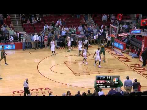 John Lucas III steals ball in final seconds of a 38-point loss