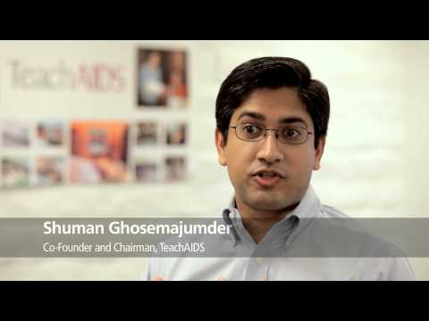 The Tech Awards 2012 – Microsoft Education Award – TeachAIDS