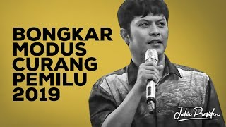 Video Tim IT BPN Bongkar Tuntas Kecurangan Pemilu 2019 MP3, 3GP, MP4, WEBM, AVI, FLV Juni 2019