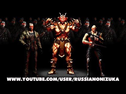 Mortal Kombat Project - БОМБЯЩЕЕ ПРОХОЖДЕНИЕ С УБОЙНОЙ КОНЦОВКОЙ - KUNG FURY
