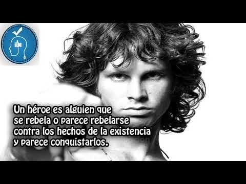 10 Frases celebres de Jim Morrison