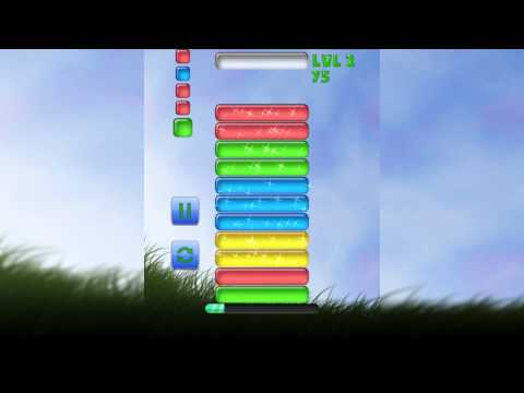Video of Falling Blocks