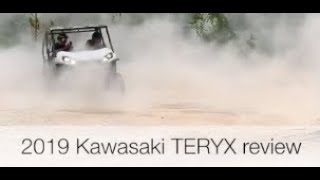 7. Kawasaki Teryx 2-Seater Review and Test Ride (2019)