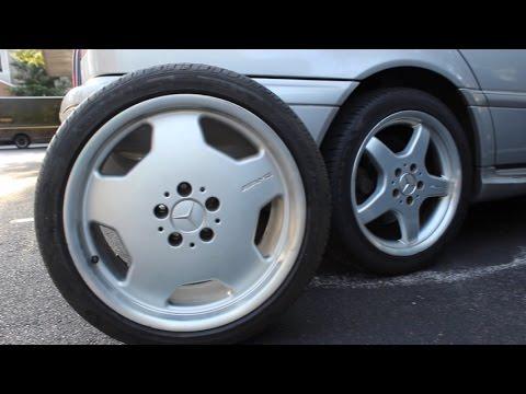 Mercedes Benz C43 AMG W202, OEM AMG 17
