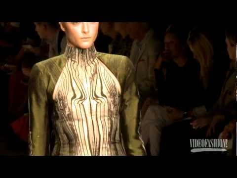 Todd Lynn S/S 2013 - Videofashion
