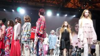 WELLA COLLECTION SHOW 2017 – COLOR CONTOURING