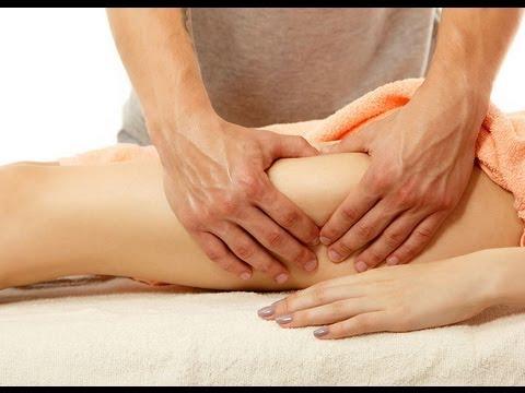 美腿按摩 beautiful legs massage