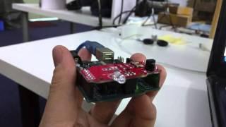 Mar 27, 2016 ... Arduino IR Shield Sending Blinking Signal ... EEVblog #506 - IR Remote Control nArduino Protocol Tutorial - Duration: 23:57. EEVblog 127,431...