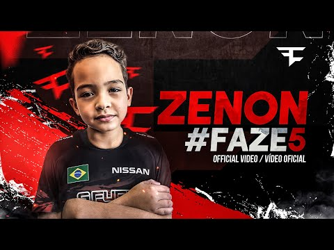 VÍDEO OFICIAL PARA #FaZeZENON . #Faze5