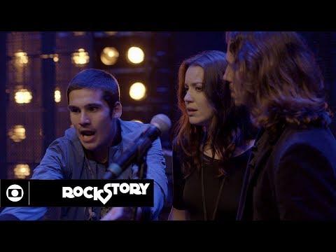 Rock Story: capítulo 172 da novela, segunda, 29 de maio, na Globo