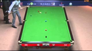 Xiao Guodong - Ding Junhui (Final) Snooker Shanghai Masters 2013 - First Session
