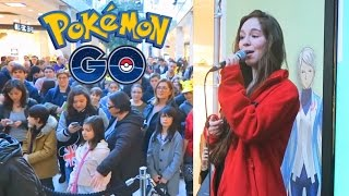 VLOG Pokémon GO à Vélizy 2 ! Une journée incroyable !, pokemon go, pokemon go ios, pokemon go apk