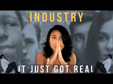Ex-M&A REACTS to Industry | 😱 EXPOSING harsh TRUTH 😱| Industry HBO BBC Ep 1 | JustHal TV