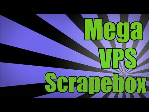 VPS Scrapebox -  scrapeboxsenukevps.com