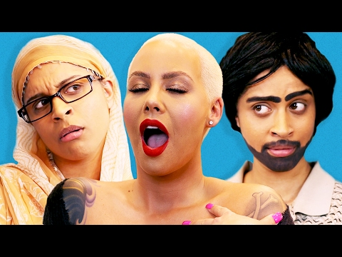 My Parents Accidentally Went To Sex Therapy (ft. Amber Rose)