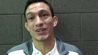 Coach Garcia Recaps Day one of NWCA National Duals