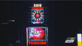 NBC 2015 New Year's Eve Ball Drop New York HD 1080p