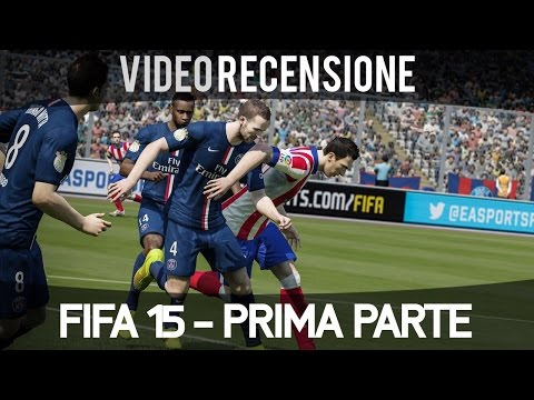 FIFA 15 - Video Recensione: Prima Parte - Gameplay ITA HD