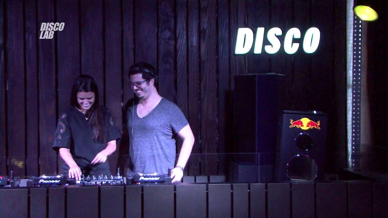 Anna & Wehbba - Live @ DiscoLab #1