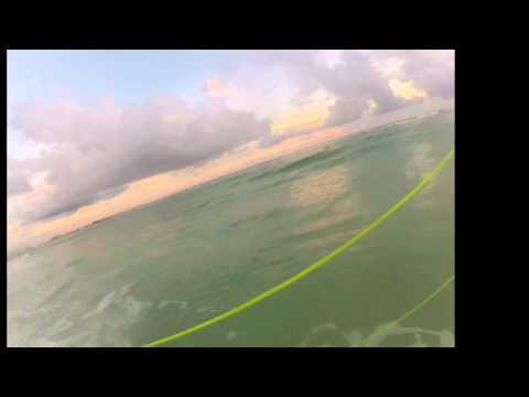 Siesta Key Beach Fly Fishing 2012