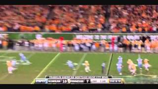 Quinton Coples vs Tennenssee (Music City Bowl)