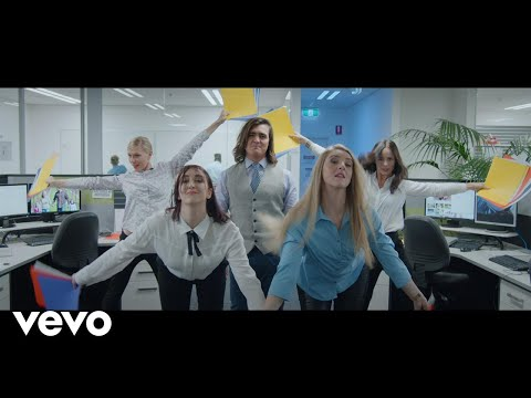 Sheppard - Edge Of The Night (Official Video) (видео)