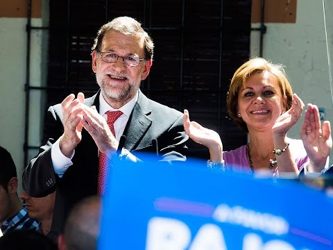 Cospedal: Rajoy es el único candidato que va a trabajar por España y por los españoles