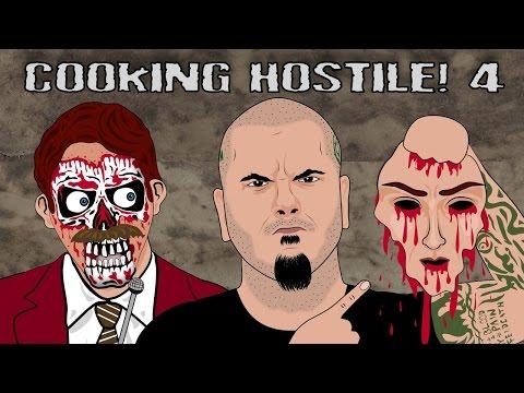 El cuarto episodio de &#8220Cooking Hostile