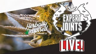 Expert Joints LIVE on Pot TV - What Inspires You by Pot TV