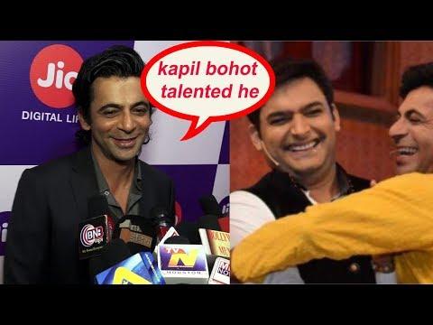 kapil sharma Bohot Talented He Says Sunil Grover | JIO Dhan Dhana Dhan