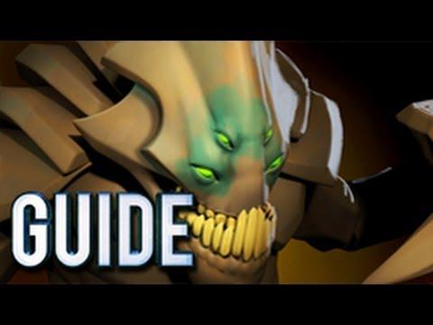 Sand King DOTA 2 Guide