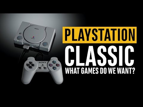 PlayStation Classic | Everything You Need To Know