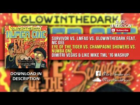 Download Eye of the Tiger vs. Champagne Showers vs. Numba One (Dimitri Vegas & Like Mike Mashup) HD Mp4 3GP Video and MP3