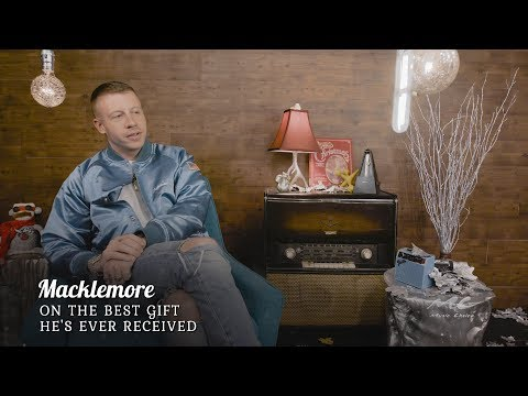 Macklemore Received a Starter Jacket in the Early 90s