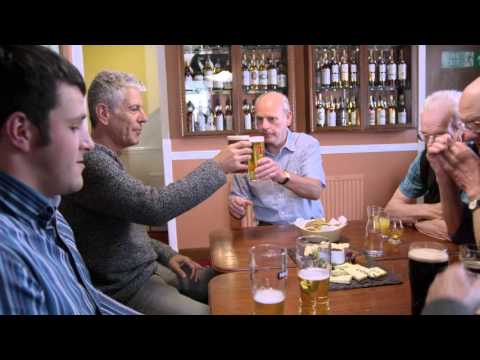 Anthony Bourdain visits Dufftown, Scotland to experience how whiskey is made - [14:29]