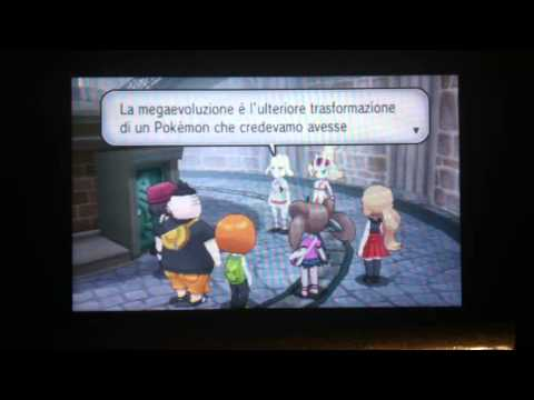 Pokemon x e y gameplay ita - parte 5