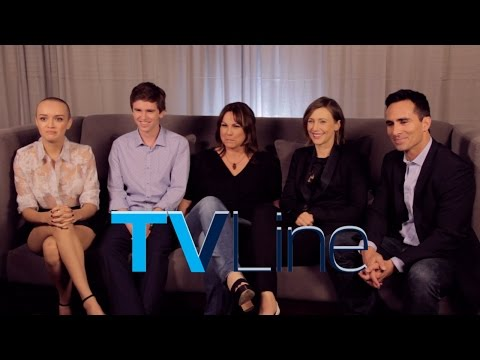 Bates Motel - Season 3 - TVLine Comic-Con Interview [VIDEO]