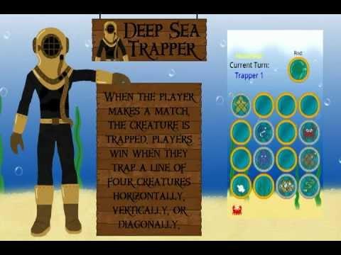 Video of Deep Sea Trapper