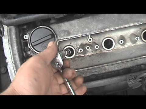 1995-2001 Nissan Maxima: Spark plug replacement