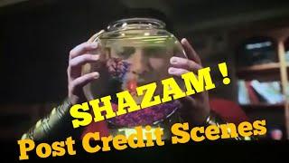 Shazam Post Credit Scenes Explained ! SPOILERS!    RKTV