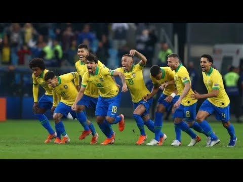 Brazil Vs Peru 3 - 1 । Copa America Final Match Highlights Full Match