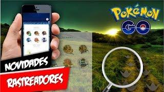 Pokémon GO Rastreador Interno Liberado! by Pokémon GO Gameplay