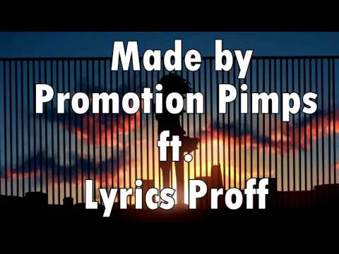I want to thank Promotion Pimps for supporting my channel! I made this video for their channel! :) check them out!
