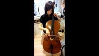 Download Lagu Yiruma - Kiss the Rain ( Cello & Piano cover by Miemie ) Mp3