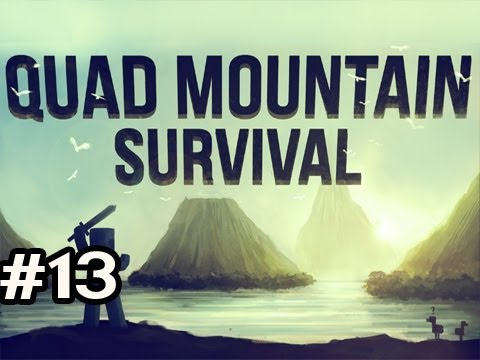 Minecraft: Quad Mountain Survival w/Nova Ep.13 -  REST IN PEACE Video