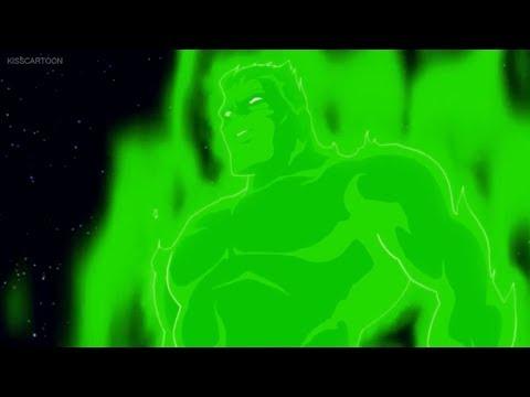 Hal Jordan vs Sinestro part 1/3 (Green Lantern: First Flight)