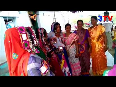 Video Gor Banjara Ladies Traditional Dance in Marriage