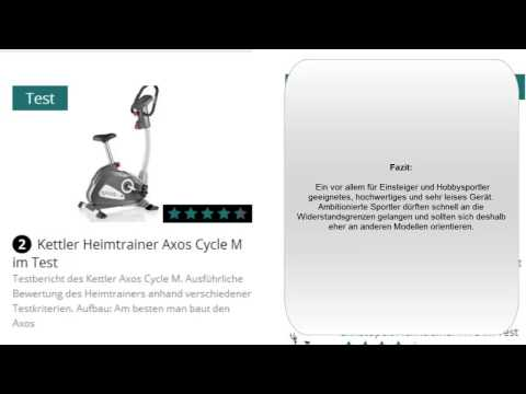 Heimtrainer Test