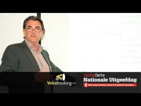 """Patrick Swart, programmamanager 'Uitgeverij van de toekomst': """" Een kwart van de uitgevers haalt eind 2013 niet, maar tegelijkertijd biedt deze tijd g"""