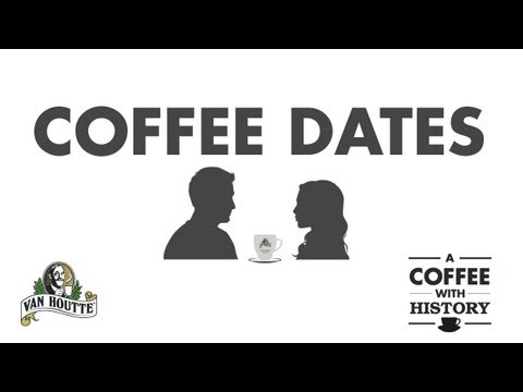 The Culture of Coffee Dates